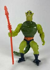 Whiplash with Spear He-Man Figure 1983 Mattel MOTU Masters Universe