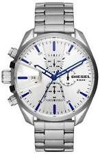 Men's Diesel DZ4473 47mm Stainless Steel Bracelet Case Quartz Chronograph Watch