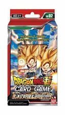 Dragon Ball Super Card Game - The Extreme Evolution Starter Deck - New
