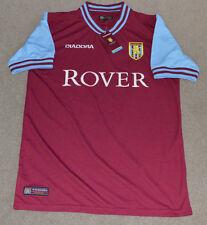 NWT Aston Villa 2002/03 Diadora Soccer Football Jersey