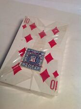 Vintage Mid Modern Playing Cards -Sealed w/Tax Stamp-NICE!