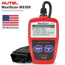 Autel MaxiScan MS309 OBD II Engine Code Reader Auto Diagnostic Car Scanner Tool