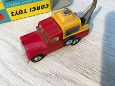 Corgi toys land rover breakdown truck 477 m/b