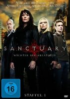 Sanctuary - Staffel 1 [5 DVDs](NEU/OVP) Science Fiction / TV-Serie (13 Episoden)