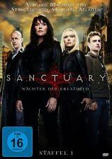 Sanctuary Wächter der Kreaturen Staffel 1 / Neuwertig / 5 DVD 's 560 Min.