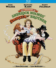 The Adventure of Sherlock Holmes' Smarter Brother [New Blu-ray]