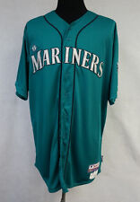 Chris Young GAME USED JERSEY SZ 54 Seattle Mariners Baseball Kansas City Royals