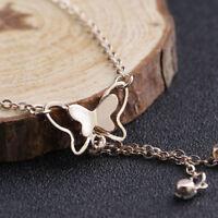 Women Charm Butterfly Ankle Chain Anklet Bracelet Foot Jewelry Sandal Beach Gift
