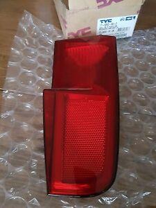 NEW  FIAT PUNTO MK2 B PASSENGER SIDE REAR REFLECTOR   2003 TO 2006 SHAPE 3 DOOR