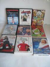 Christmas Holiday Dvd Movies You Choose!