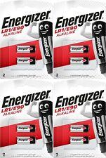 8 x Energizer® E90 N M9100 LR1 1.5V Alkaline Batteries Expiry 2023