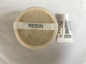 Cream Epoxy Resin Travertine Marble Granite Tile Hole Filler Repair Kit Jura