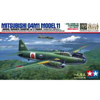 Tamiya 61110 Mitsubishi G4M1 Model 11 1/48