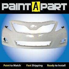 Fits S,SE,SL Front Bumper Painted QX3 Satin White Pearl 2006 Nissan Altima