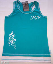Holden Special Vehicles HSV Ladies Jade Printed Racer Back Singlet Size 12 New