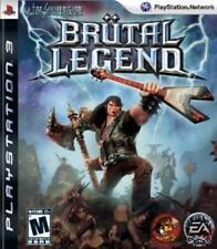 PlayStation 3 : Brutal Legend VideoGames