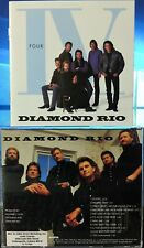 Diamond Rio - IV (Four) (CD, 1996, Arista Records (BMG), USA)