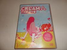 DVD   Cream - The DVD