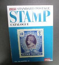 CKStamps : 2021 Scott Standard Postage Stamp Catalogue - Volume 1A,1B (US & A-B)