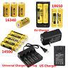 3.7V 2300~12000mAh 18650/26650/16340/14500 Rechargeable Li-ion Battery for QG