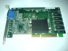 Matrox G200A MGA Millenium AGP 8 MB Grafikkarte VOLL OK