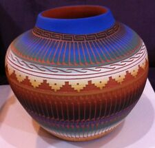 Mary Etsitty Navajo Pottery hand made