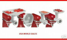 KitchenAid KN12AP Stand-Mixer Attachment Food Grinder, Sausage Stuffer, Juicer
