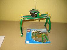 >>>>>    Lego   Container  Kran  aus  den  Set 7939  RC <<<<<