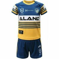 Parramatta Eels NRL 2020 ISC Home Jersey Infants/ Toddlers Sizes 0-4!