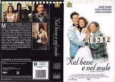 NEL BENE E NEL MALE (1995) vhs ex noleggio