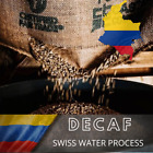 COLOMBIAN DECAF SWISS WATER PROCESS UNROASTED-GREEN COFFEE BEANS