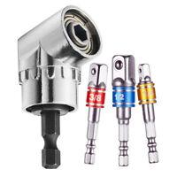 Right Angle Screwdriver set Drill Hex Bit Socket Adapter Extension Set Drill Bit