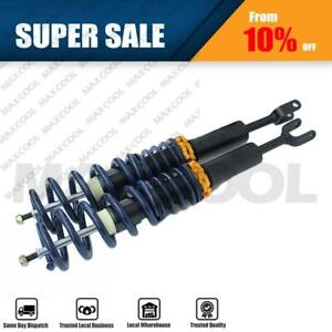 Adjustable Coilovers Fit For Audi A4 B6 B7 (8E) / Front Coilover Spring Struts