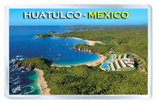 HUATULCO MEXICO FRIDGE MAGNET SOUVENIR IMAN NEVERA