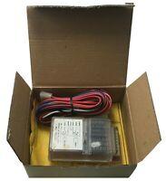 OMEGA DM-1 Power Door Lock / Unlock Module & Harness - Built in Relay Wiring