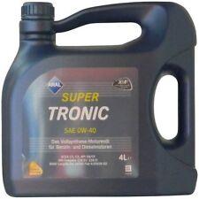 4 Liter Aral SuperTronic 0W-40 1x4L Motoröl MW Longlife-04 Mercedes