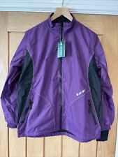 Ladies Hi-Tec Dri-Tec Waterproof Shell Jacket Medium Golf Walking Hiking RRP £60