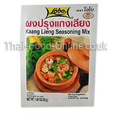 Authentic Thai Kaang Lieng Seasoning (30g) by Lobo X 5 - UK Seller (SE31x5)