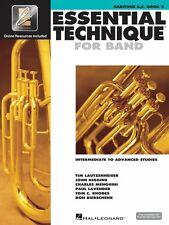 Essential Technique for Band Intermediate to Advanced Studies Baritone 000862629