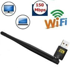 Antena USB WiFi adaptador 150Mbps Wireless para GTMEDIA V7S,V8 Super Set Top Box