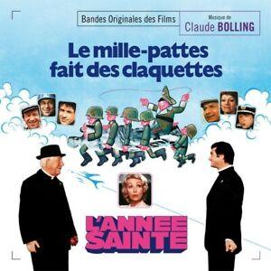L'ANNEE SAINTE / LE MILLE-PATTES FAIT DES CLAQUETTES (MUSIQUE) - CLAUDE BOLLING