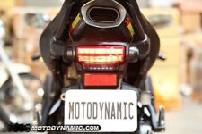 2007 - 2012 Honda CBR600RR 600 CBR 600RR Sequential LED Tail Light Smoke