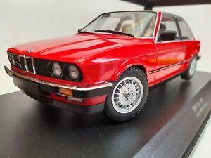 BMW E30 323i 1982 1/18 scale Minichamps 1 of 702 new in box