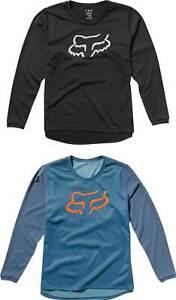 Fox Racing Youth Ranger Long Sleeve Jersey - Mountain Bike MTB Gear Boys Girls