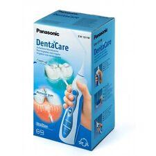 Panasonic Dentacare RICARICABILE Dental IDROPULSORE ORALE Flosser WATERJET ew1211