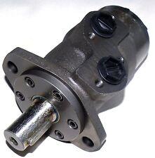 """Hydraulic Motor MP 500 CC/REV Straight Keyed Shaft 25mm Side ports 1/2"""" BSP"""