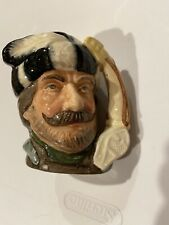 Royal Doulton The Trapper D.6612 Toby Mug