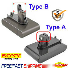 4000mAh Battery for Dyson Replacement Type A / B DC31 DC34 DC35 DC44 DC45 Animal