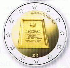 Krieg & Frieden Münzen aus Malta