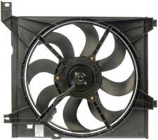 Engine Cooling Fan Assembly fits 2004-2009 Kia Spectra Spectra5  DORMAN OE SOLUT